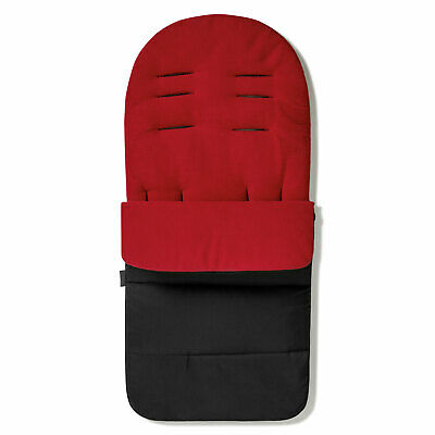 Footmuff / Cosy Toes Compatible With Icandy Cherry Pushchair Fire Red • 11.49£