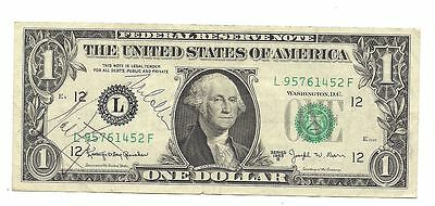 $3999.99 • Buy Neil Armstrong & Michael Collins Apollo 11 Signed Dollar PSA/DNA LOA Autograph