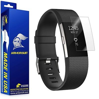 $ CDN12.27 • Buy ArmorSuit MilitaryShield - Fitbit Charge 2 Screen Protector (2-Pack)