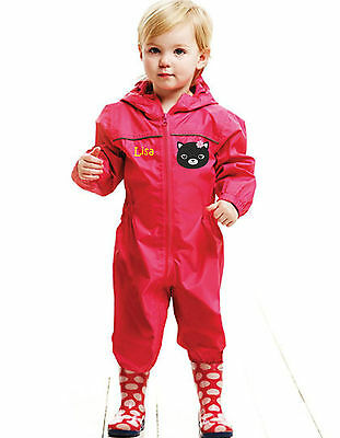 Regatta Rain Coat Rain Suit Mud Suit 'Children's Waterproof Kid's Suit • 27.08£