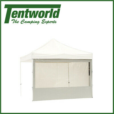 AU54.90 • Buy Oztrail Gazebo Heavy Duty Camping Tent Solid Wall With PVC Window 3m