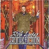 Rob Lutes - Truth And Fiction (2009)  CD  NEW  SPEEDYPOST • 4.95£