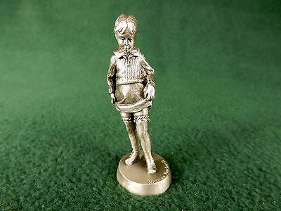$ CDN34.44 • Buy Norman Rockwell Pewter Figurine ~ Girl Holding Dress, Dave Grossman Designs 1980