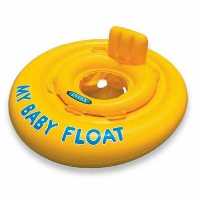 £7.99 • Buy Baby Float Swim Seat Support Pool Inflatable Aid Ring Pool 0-1 Yrs