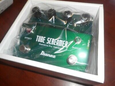 NEW - Ibanez TS808DX Tube Screamer Overdrive Pro Guitar Effects Pedal • 249.99$