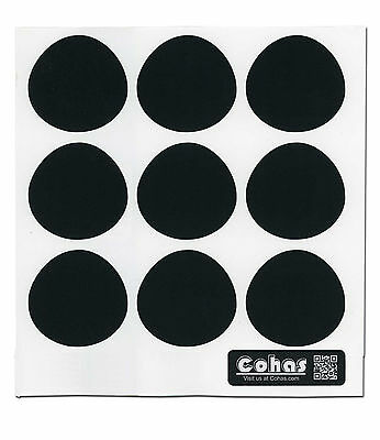 Cohas Chalkboard Labels For Ikea RAJTAN Spice Jars With Or Without Marker • 13.71£