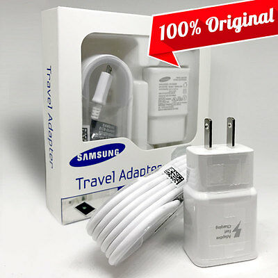 $ CDN12.62 • Buy OEM Samsung Fast Charger NEW Adaptive Wall Home Data Cable For Galaxy S7 S6 EDGE