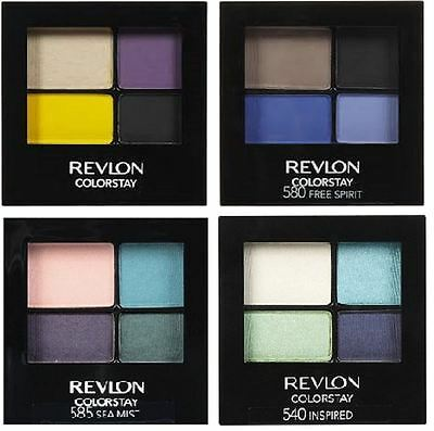 Revlon Colorstay 16 Hour Eyeshadow Palette In Precocious • 4.49£