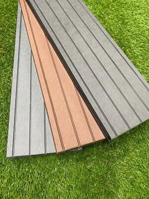 £19.99 • Buy Create Your Own Composite Decking From Our Boards, Trims, Edging & Fixing Packs