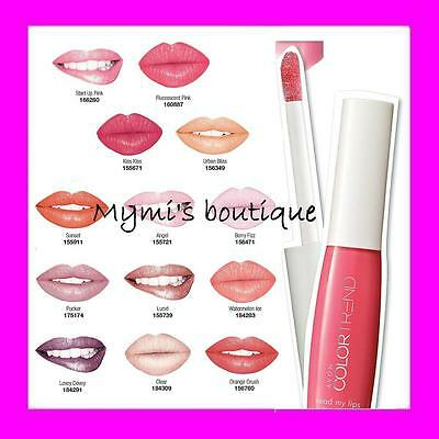 £1.70 • Buy Lip Gloss Avon Color Trend   Read My Lips  ! 13 Colors To Choose