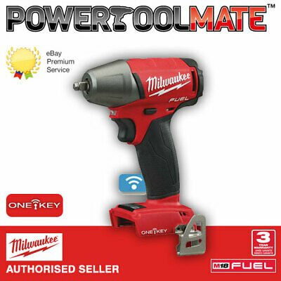 £148.99 • Buy Milwaukee M18ONEIWF38-0 18V Fuel 3/8  Friction Ring Impact Wrench (Body Only)