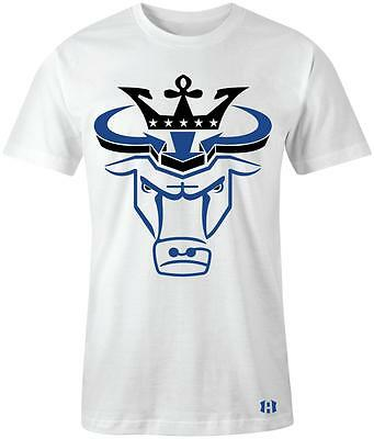 $24.99 • Buy  CROWN BULL  T-SHIRT To Match Air Retro 4  MOTORSPORT
