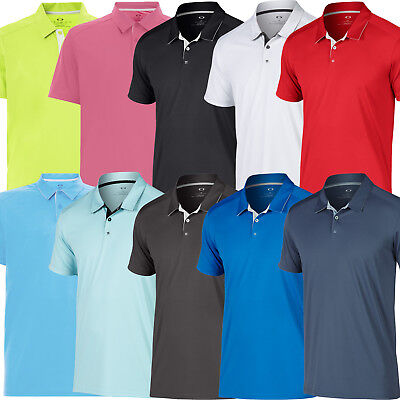 £14.95 • Buy Oakley Mens Divisional Performance Tailored Fit Golf Polo Shirt