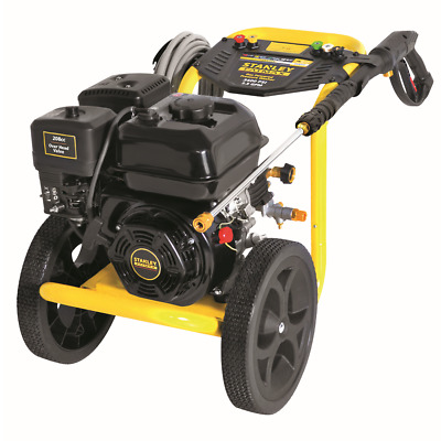 $369 • Buy Stanley FATMAX 3400 PSI (Gas - Cold Water) Pressure Washer