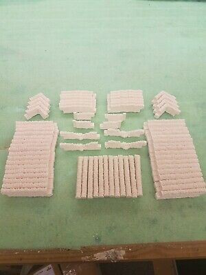 £15.99 • Buy 74 Stone Walling Unpainted 00 Gauge Scenery Brand And New Boxed.