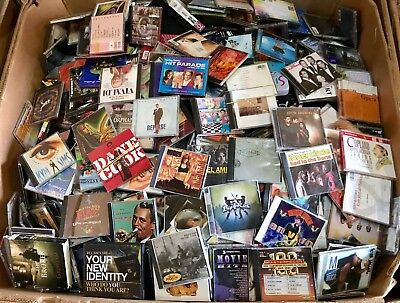 $ CDN30.28 • Buy Assorted CDs Lot Of 100 Different Types Of Artists/Bands ALL FAIR-MINT CONDITION