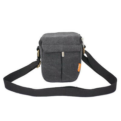AU14.99 • Buy Canvas Camera Case Bag T036 For Sony A5000 A5100 A6000 A6300 A6400 A6500