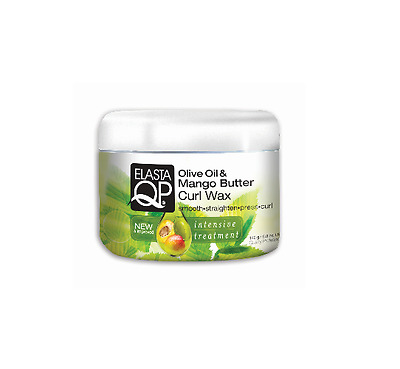 £4.69 • Buy Elasta QP Olive Oil And Mango Butter Curl Wax 142g Intensive Hair Treatment