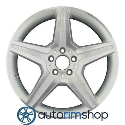 $467.49 • Buy Mercedes CL550 S400 S550 S600 2010 2011 2012 19  Factory OEM AMG Front Wheel Rim