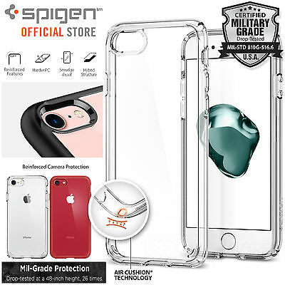 AU32.99 • Buy [FREE EXPRESS] IPhone 7 Case, SPIGEN Ultra Hybrid 2 Air Cushion Cover For Apple