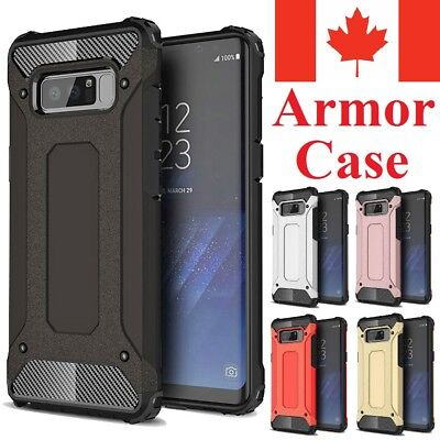 $ CDN6.95 • Buy For Samsung Galaxy S8 / S8 Plus Case - Dual Layer Shockproof Armor Cover