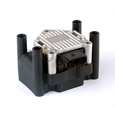 $28.27 • Buy Ignition Coil For 98-06 Volkswagen Beetle Golf Jetta L4 2.0 UF277 032905106B