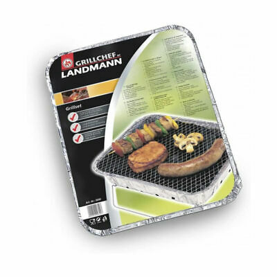 Landmann Grill Chef Single Disposable Barbecue • 7.49£