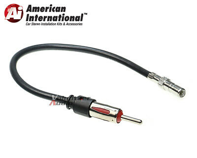 $6.99 • Buy Aftermarket Car Stereo CD Player Radio Replacement Installation Antenna Adapter