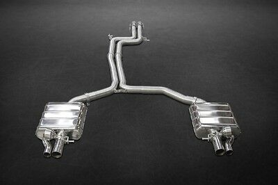 $5795 • Buy Capristo Audi Rs7 Valved Exhaust & Remote Control