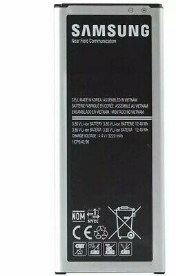 AU17.98 • Buy Samsung Note 4 Genuine Original Australian Battery - N910 EB-BN910BBE With NFC