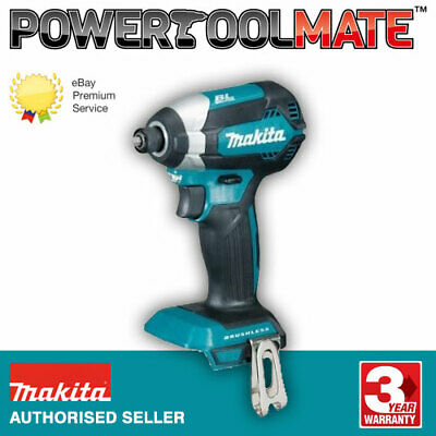 Makita DTD153Z 18V LXT Compact Brushless Impact Driver (Body Only) • 87.99£
