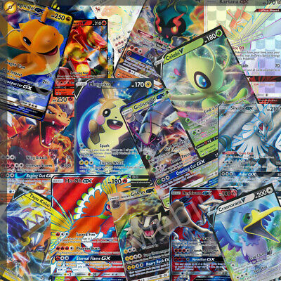 AU17.95 • Buy 50 Pokemon Cards Ultimate Pack 1 GX ULTRA RARE 9 Rares/shiny FAST DISPATCH