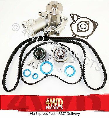 AU185 • Buy Water Pump / Timing Belt Kit For Mitsubishi Triton ME-MJ 2.5D 4D56 4D56T (86-93)