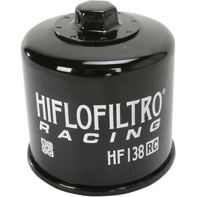 $11.04 • Buy HifloFiltro RC Racing Oil Filter Black Fits Suzuki/Cagiva/Aprilia