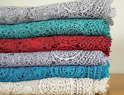 $24.84 • Buy Lace Fabric
