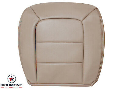 $195 • Buy 2001-2002 Ford Explorer Sport Trac -Driver Side Bottom Leather Seat Cover Tan