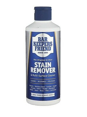 £5.95 • Buy Bar Keepers Friend Cleaner Dirt Stain Remover Steel Marble Clean Copper Tiles
