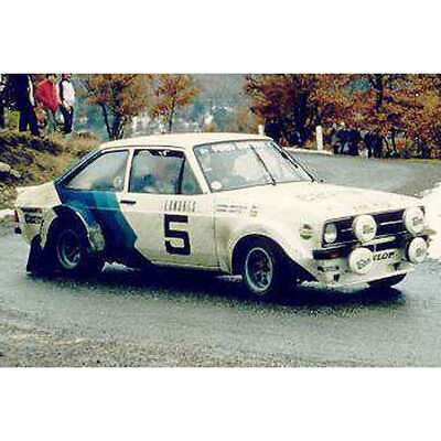 ITALERI Ford Escort MK.II 3655 1:24 Car Model Kit • 24.95£