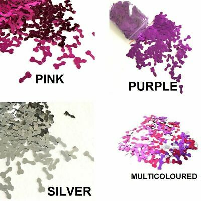 AU4.95 • Buy Assorted Colours: CONFETTI PENIS HENS NIGHT PARTY WILLY BACHELORETTE DECORATION