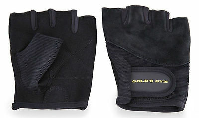£5.99 • Buy Gold's Gym Weight Lifting Gloves Training Bodybuilding Fitness Workout GLOVES