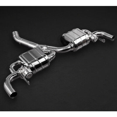 $5035 • Buy Capristo Mercedes AMG GLA45 Valved Exhaust System With Remote Control