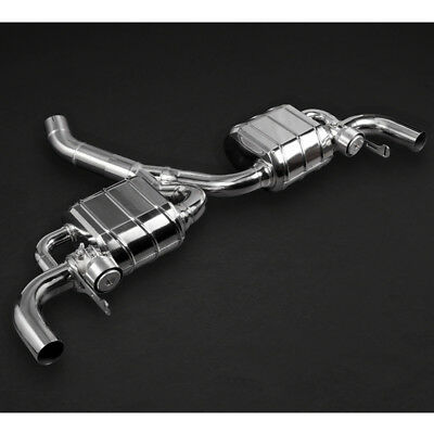 $4512 • Buy Capristo Mercedes AMG GLA45 Valved Exhaust System With Remote Control