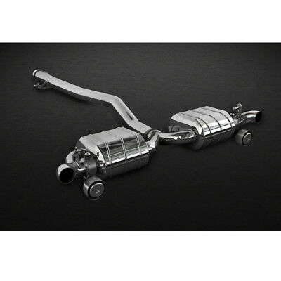 $4940 • Buy Capristo Mercedes A45 AMG Valved Exhaust With CES-3 Remote Kit