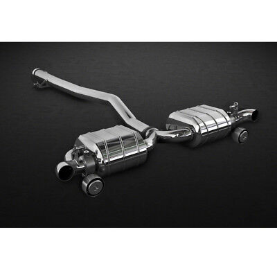 $4512 • Buy Capristo Mercedes A45 AMG Valved Exhaust With CES-3 Remote Kit