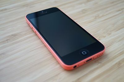 AU139 • Buy 7/10 MINOR ISSUE Apple  IPhone 5c - 16GB - Pink Smartphone AUSSIE STOCK