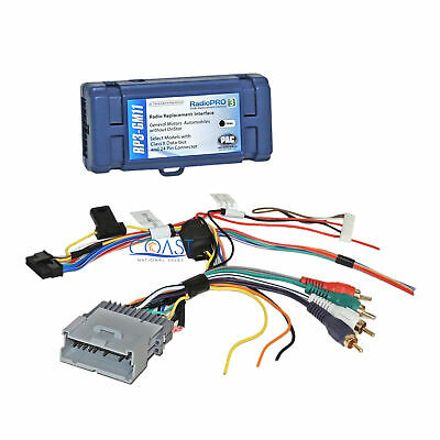 $66.95 • Buy Car Radio Stereo Replacement Interface W/ SWC Retention For 2000+ GM Chevrolet