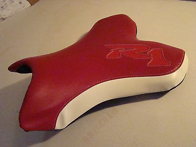 $54 • Buy Yamaha 04/05/06 Yzf R1 Red/ White Custom Front Seat Cover