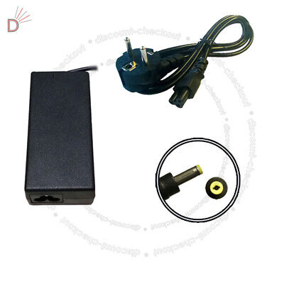 £11.78 • Buy AC Charger Adapter For HP Compaq 550 615 6720s V6000 65W + EURO Power Cord UKDC