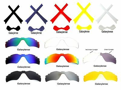 09751ed100d Galaxy Replacement Lenses For Oakley Radar Path Vented Sunglasses  Multi-Color • 7.95