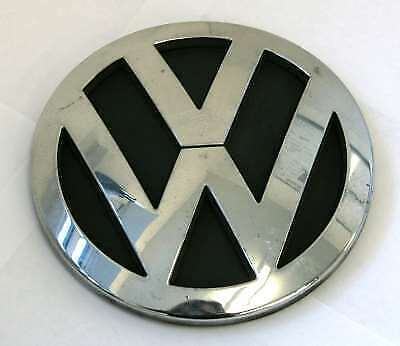 VW Touareg 2002 To 2007 Rear Badge Chrome 7L6 853 630 A • 19.99£